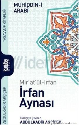 Mir'at'ül-İrfan (İrfan Aynası)...
