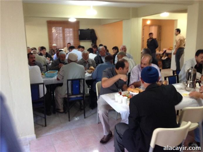 Alaçayır köyünde 2014 Kurban Bayrami ...