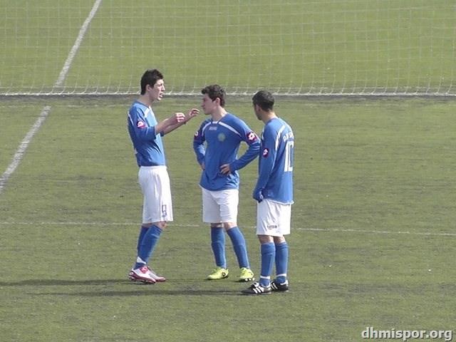 16.03.2013 tarihli DHMİ Spor - Orta Doğu Spor Maçından Kareler...