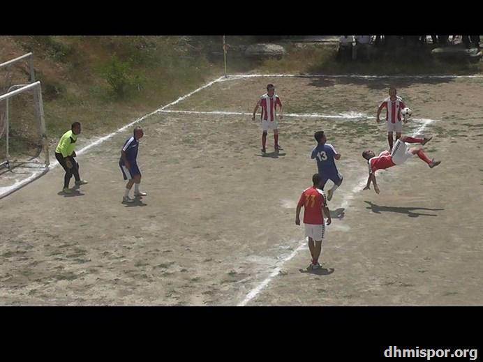 2013 Futbol Turnuvası Finalinden Kareler...