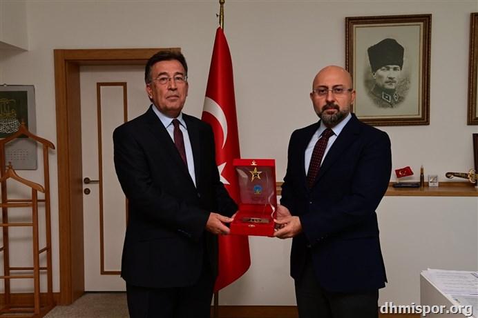 DHMİ Genel Müdürü Sn. Hüseyin KESKİN...