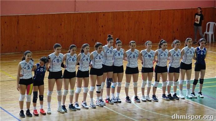 DHMİ Spor Kulübü Voleybol Takımı...