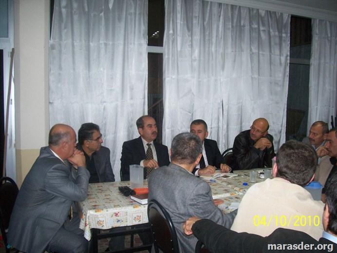 Maraşder Önderliğinde Yapılan II.İstişare Toplantısı......