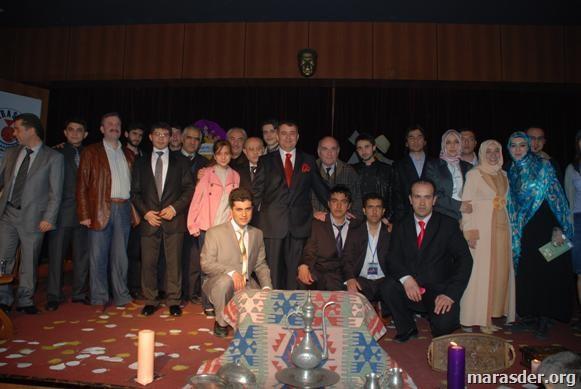 Şiirin Güzelliğini Yakalayan Şehir Maraş Gala Gecesi 02.05.2009...