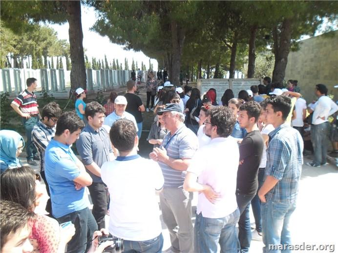 Maraşder Çanakkale Gezisi 2013...