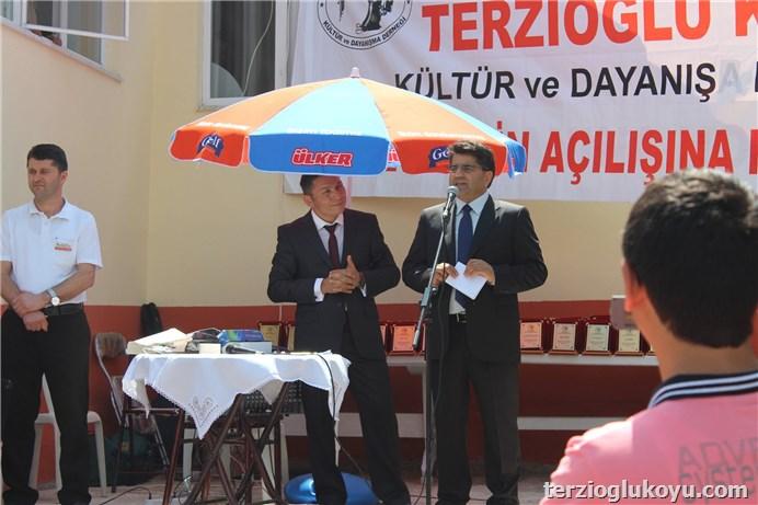 Terzioğlu Köyü Topal Hüseyin Cemevi Açılışı...